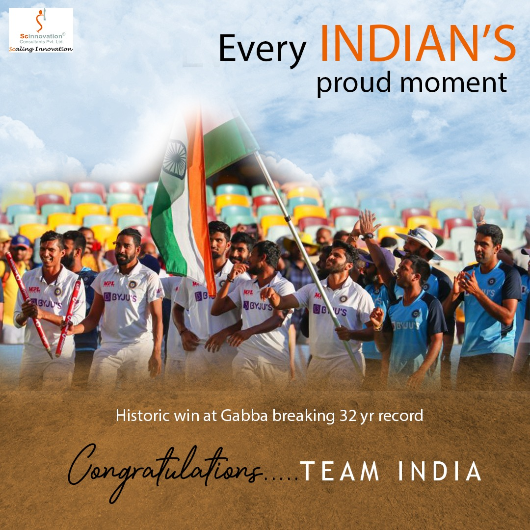 Historic win from India and what we can learn from it- by Sherral Joseph