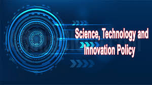 Science, Technology, and Innovation Policy 2020